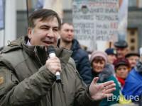 Саакашвили: Предлагаю с 3 декабря начать процесс народного импичмента президента и власти вообще