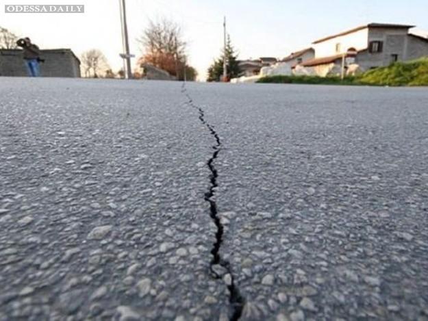 Сейсмологи предупреждают о новом землетрясении в Украине