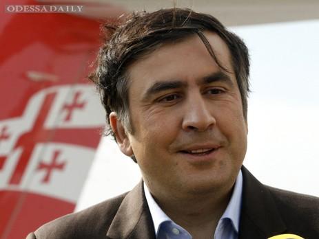 Саакашвили: Грузины никогда не забудут то добро, которое сделал для нас Кучма от имени Украины