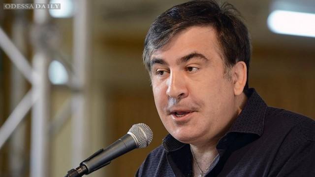 Саакашвили выступил за легализацию игорного бизнеса в Одессе