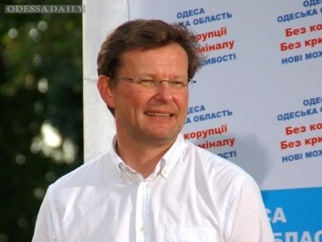Одесса - это центр гравитации для меня и для моей семьи, - кандидат на пост мэра Одессы Саша Боровик