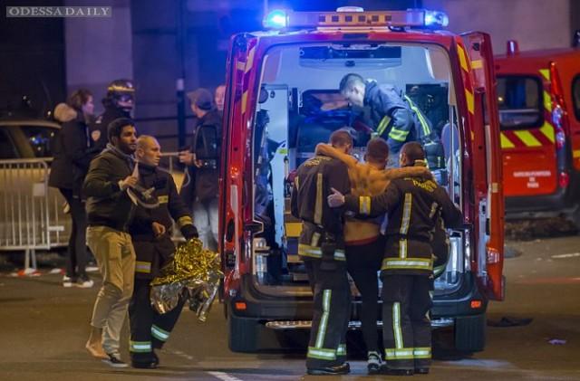 Атака на Францию. Что случилось в Париже