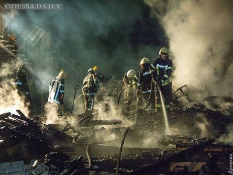 Чечеткин заявил, что персонал лагеря Виктория мог сам отключить пожарную сигнализацию