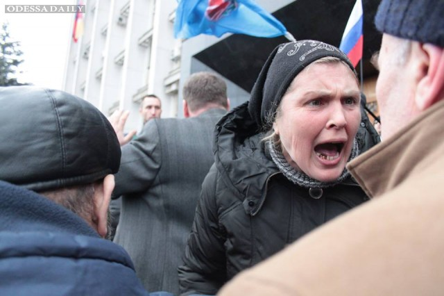 Виталий Оплачко: митинг «русской ориентации»