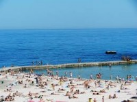 Морская вода на одесских пляжах соответствует нормам