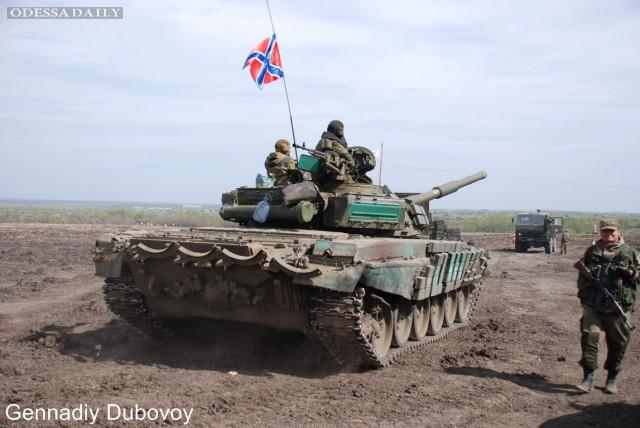 В ДНР заявили о начале отвода вооружений калибром до 100 мм