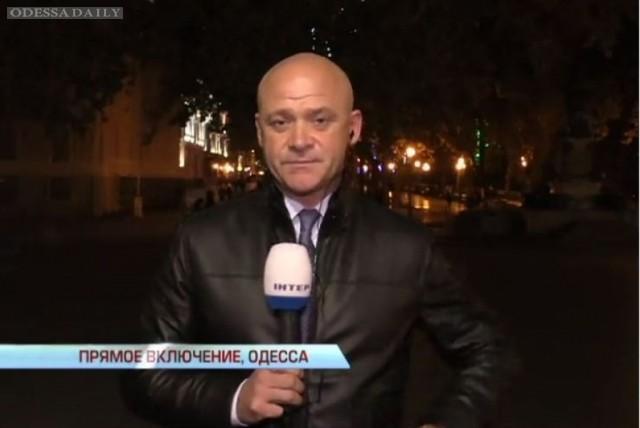В Одессе Труханов набирает больше 50% голосов - ОПОРА