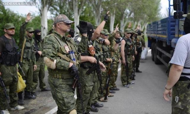 На Луганщине произошло боевое столкновение с боевиками - штаб АТО