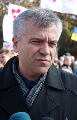 Александр Остапенко о штурме мэрии
