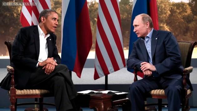 Руководителя РФ встретят в Нью-Йорке плакатами Путин убивает