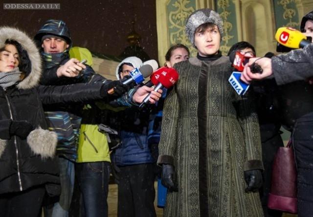 Нардепы хотят выгнать Савченко из комитета нацбезопасности ВР