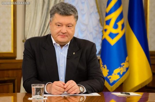 Порошенко поддерживает реформу МВД и превращение в полицию