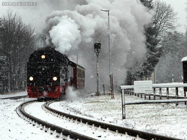 Из Украины пустят поезда в Европу