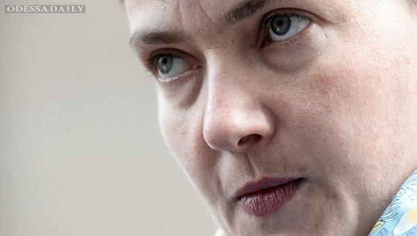 Савченко назвала раскол Украины одним из сценариев будущего страны