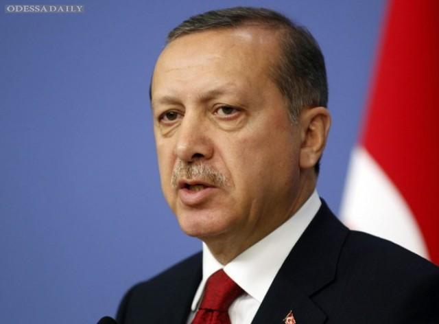 Турция не собирается извиняться за сбитый Су-24, – Эрдоган