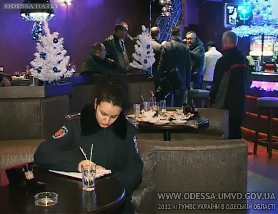 Стрелок из одесского клуба имел удостоверение АККУ. Ход расследования контролирует прокурор области Галкин