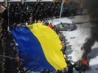 В Нацгвардии заявили, что под АП нет столкновений силовиков с активистами