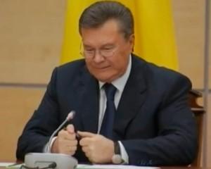 Януковичу заблокировали 1, 42 миллиарда долларов за рубежом