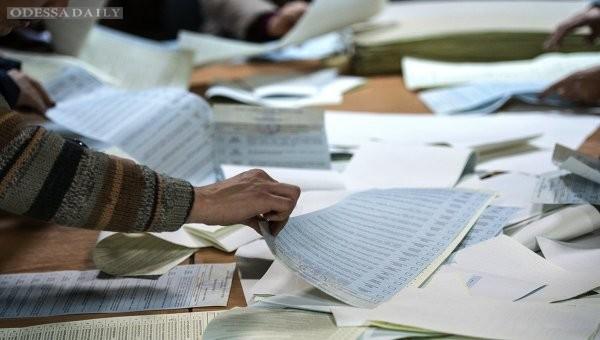 Параллельный подсчет, 77% участков: в горсовет проходит четыре партии, Труханов побеждает в первом туре