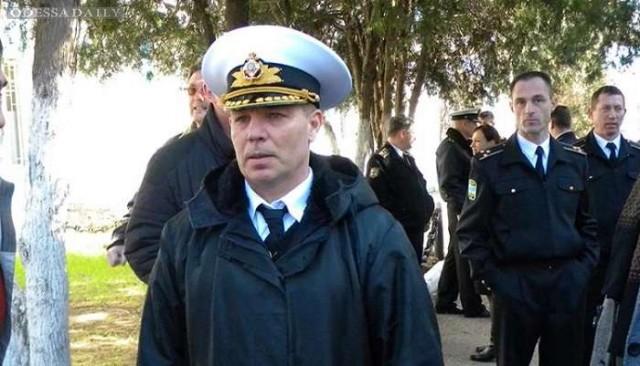 Минобороны начало проверку командующего ВМСУ на связь с ФСБ