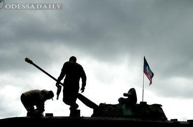 Россия перебросила на Донбасс танки