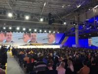 Юрий Романенко: Почему Порошенко провёл два съезда в один день