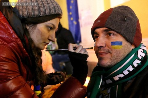 Майдан- вызов для Украины, России и Запада