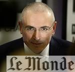 Михаил Ходорковский: «Путину наплевать на санкции»