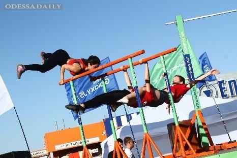 В Одессе пройдут открытые соревнования уличного спорта Steel Workout Show