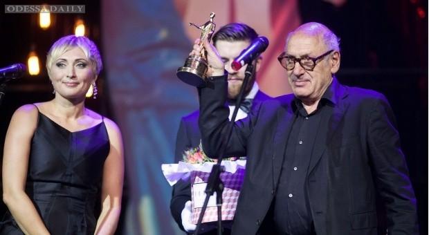 Первая награда ОМКФ: Золотого Дюка получил Майкл Найман