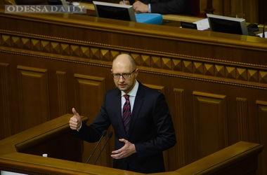 Реакция мира на отставку Яценюка: в США хвалят, в РФ критикуют