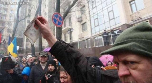 Из Одессы хотят депортировать российского правозащитника, который просил убежища в Украине
