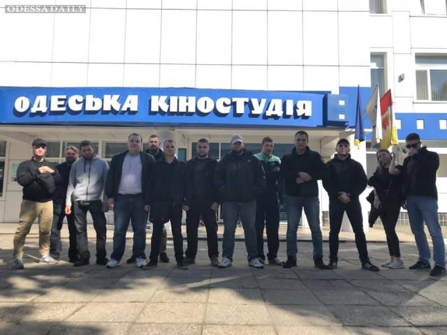 ВО Свобода решила поддержать борьбу за Одесскую киностудию. А вы?
