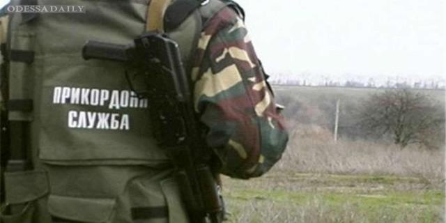 На Одесщине пограничники задержали очередной груз спирта (ВИДЕО)