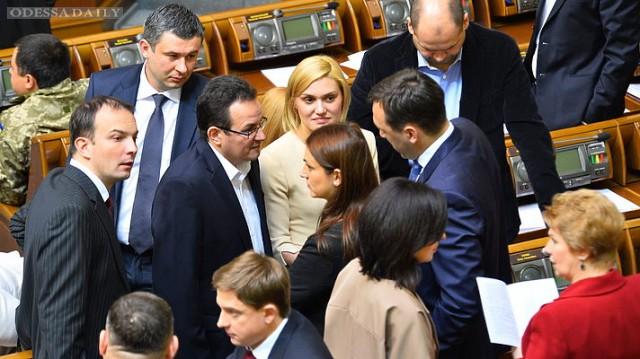Самопоміч может покинуть коалицию, если правительство не уйдет в отставку