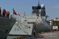 Корабли НАТО прибыли в Одессу