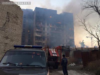 Смерть девятиэтажки в Донецке - дело рук самих оккупантов (ВИДЕО)