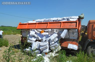 В Сети появились первые фото уничтоженных санкционных продуктов