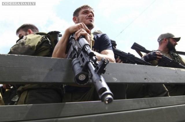 Боевики обстреляли позиции сил АТО в районе Широкиного и Новотроицкого