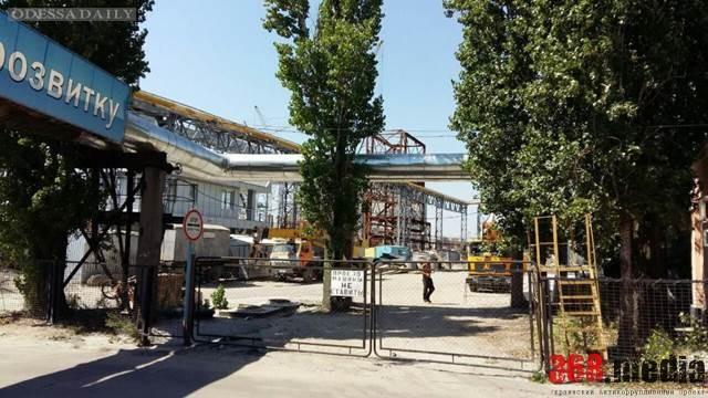 Через Одесский и Николаевский порты незаконно экспортировался металлолом из зоны АТО