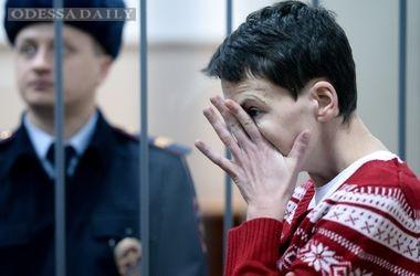 Консилиум врачей установил, что Савченко не нуждается в госпитализации
