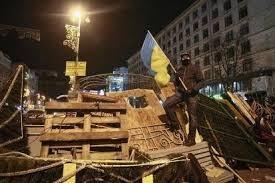 «УДАР» попросил прощения у киевлян за перекрытые улицы