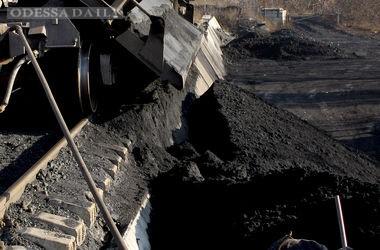 В Украине резко сократились запасы угля