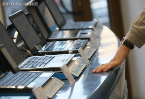 Украинский рынок ПК сократился более чем вдвое