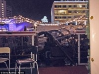 Число погибших на Рождественской ярмарке в Берлине достигло 12 человек