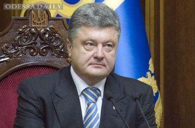 Порошенко пообещал, что вскоре в Украине перестанут расти цены