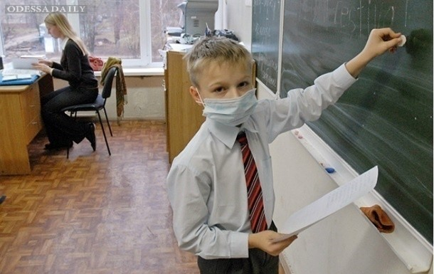 Грипп в Одессе: эпидпорог не превышен