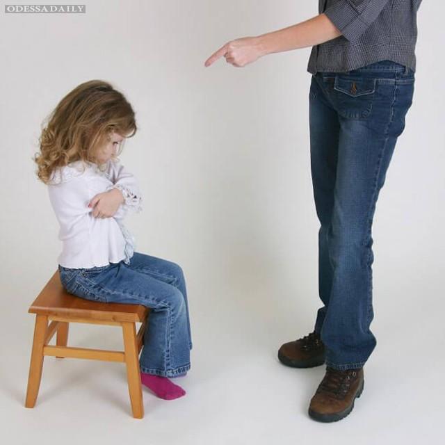 Дети перестают слушать родителей, если не получают признания хороших действий