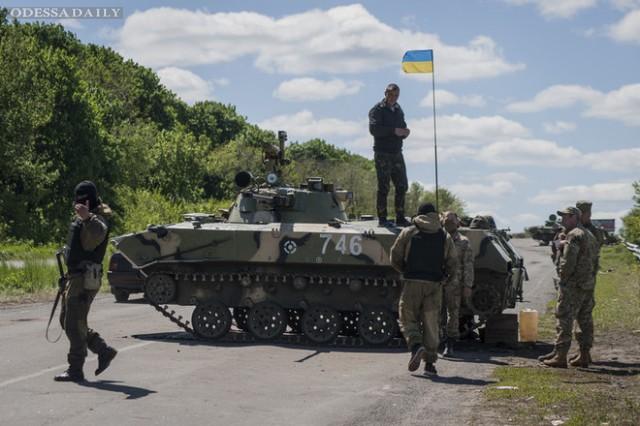Вторжение в Украину: последние события в Донбассе и Крыму - 21