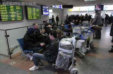 Запрет на полеты в Харьков, Запорожье и Днепропетровск продлен